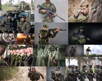 国外军人拍摄摄影高清图片