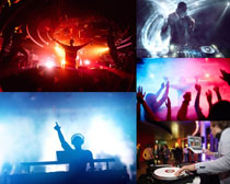 DJ娱乐音乐人物摄影高清图片
