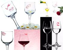 酒杯摄影高清图片