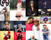 潮流生活人物摄影高清图片