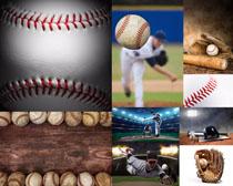 棒球运动摄影高清图片