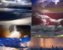 天空乌云摄影高清图片