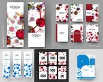 创意企业封面设计矢量素材