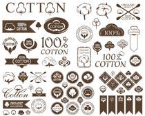 徽章文章标签设计矢量素材