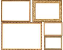欧美花纹相框摄影高清图片