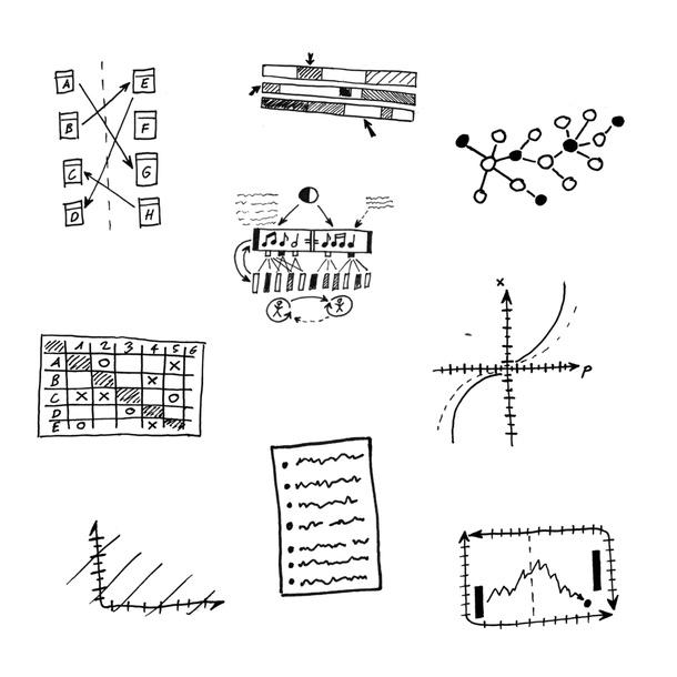 工程图 简笔画 平面图 手绘 线稿 610_610