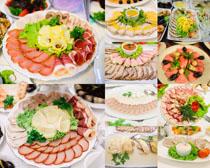 食物原料肉片摄影高清图片