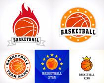 篮球标志摄影高清图片