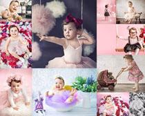 可爱儿童写真拍摄高清图片