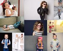 潮流儿童写真摄影高清图片