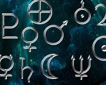 月亮符号笔刷图片 爱图网设计素材共享平台