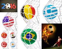 足球2016体育摄影高清图片