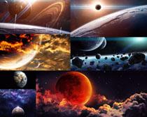 宇宙星空拍摄高清图片