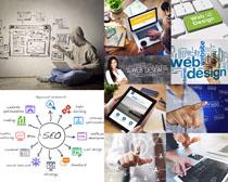 网页优化商务数码摄影高清图片