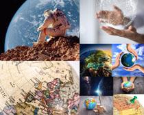 地球与太空摄影高清图片