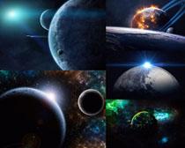 太空地球拍摄高清图片