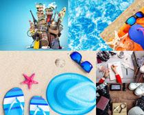 旅游装备摄影高清图片