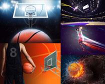 篮球体育运动摄影高清图片
