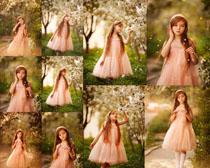 梦幻小女孩摄影高清图片