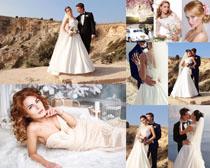 欧美婚纱人物摄影高清图片