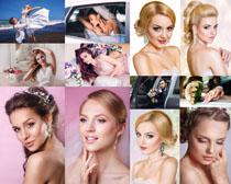 新娘写真女子拍摄高清图片