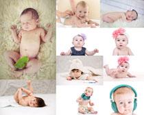 婴儿写真拍摄高清图片