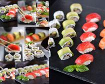 日本食物寿司摄影高清图片