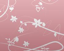 漂亮的线条花纹笔刷