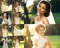 户外写真新娘摄影高清图片