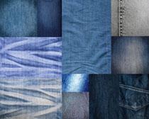 牛仔裤背景摄影高清图片
