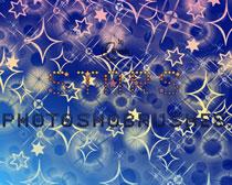 星星图案笔刷