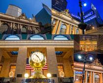 欧美高档建筑景观摄影高清图片