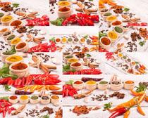 食物调料品种摄影高清图片