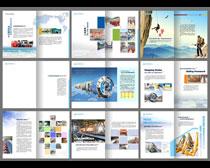 企业文化画册设计PSD素材