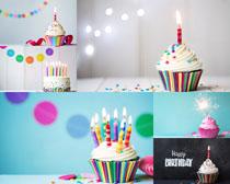 精美小蛋糕攝影高清圖片