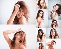 欧美开心女人摄影高清图片