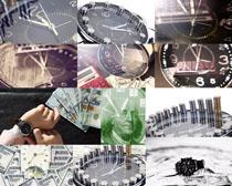 时间与金钱摄影高清图片
