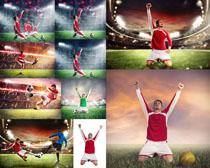 足球明星摄影高清图片