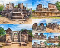 古典建筑遗留摄影高清图片