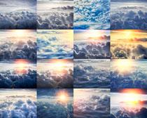 阳光云层风景摄影高清图片