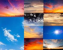 美丽的天空云层摄影高清图片