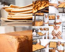 面包师父摄影高清图片