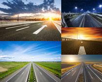 调整公路摄影高清图片