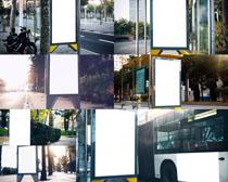 街边风景摄影高清图片