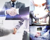 握手的成功男士摄影时时彩娱乐网站