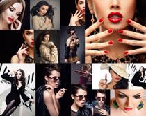 欧美潮流女子摄影高清图片