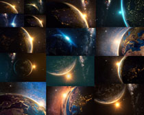 星空宇宙摄影高清图片