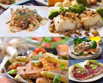国外生鲜美食摄影高清图片