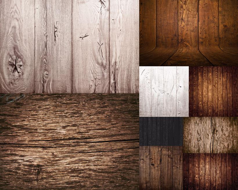实木木头木板背景