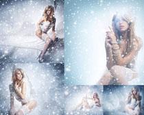 梦幻性感女子摄影高清图片